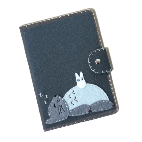 totoro kindle cover