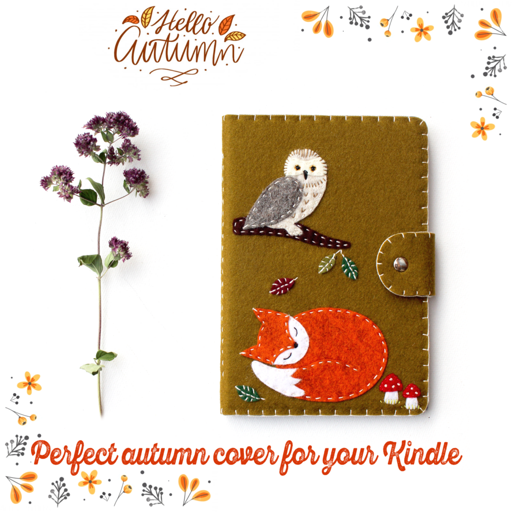 autumn fox owl