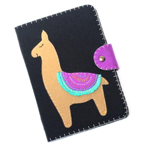 llama kindle cover