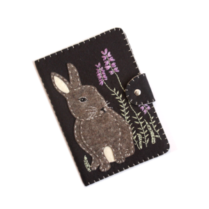 rabbit kindle cover